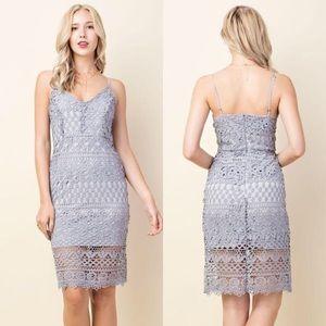 SALE!! Lace Bodycon Dress